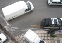 Image of White Vans