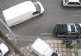 Image of White Vans