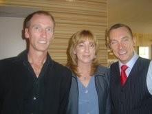 Thomas Lang, Carol O Conner, Hotel Manager & GaryMillar