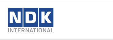 NDK International Logo