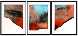 RS Thomas Triptych by T Duffy